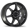 Salsa Gunmetal 16x7.0 4x100 / 114.3mm +42 GM