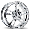 Reverb Chrome 17x7.0 4x100 / 114.3mm +42