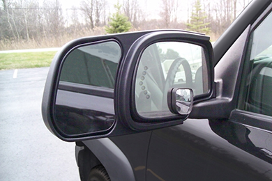 Miroirs de remorquage Towing Mirrors