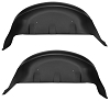 79131-Huskyliner Interieur Ailes Arr. (Fender well liners) F250 et F350 17-20