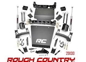 Rough Country Suspension 5IN Lift Kit no 29130