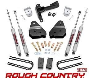Rough Country Suspension 3in Lift Kit NO 50220