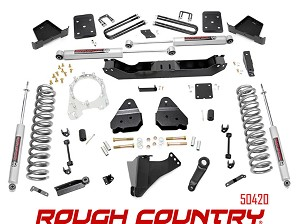 Rough Country Suspension 6in Lift Kit 50420