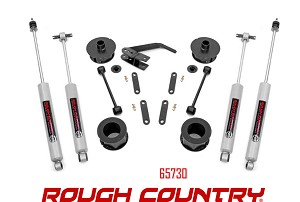 Rough Country Suspension 2.5in Series II Lift Kit no 65730