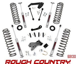 Rough Country Suspension 4in Lift Kit NO 68130
