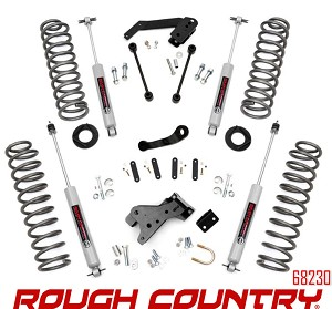 Rough Country Suspension 4IN Lift Kit no 68230