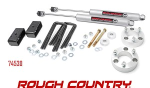 Rough Country Suspension 3in Lift Kit 74530