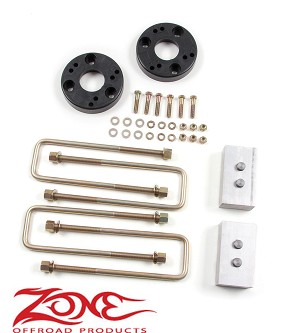 "Zone Offroad 2"" Suspension Lift Kit09-13 Ford F150"