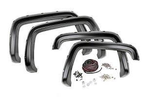 Rough Country Fender Flares f-g11611