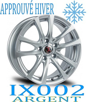 Ixion Wheels IX002 Argent
