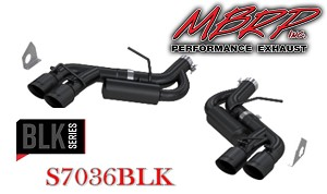 MBRP Performance Exhaust System S7036BLK