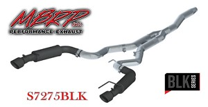 MBRP Performance Exhaust System no S7275BLK