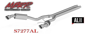 MBRP Performance Exhaust System no S7277AL