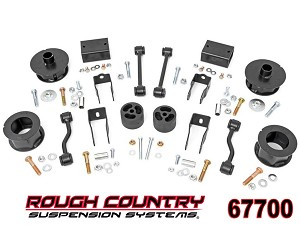 Rough Country Suspension 67700 Lift Kit