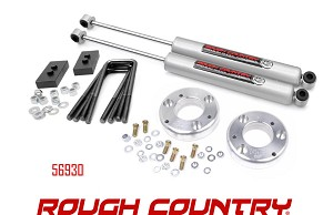 Rough Country no 56930 Lift Kit Suspension