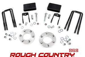 Rough Country Suspension 2in Lift Kit no 868