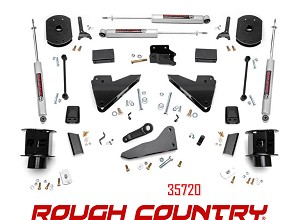 Rough Country Suspension 5in Lift Kit no 35720