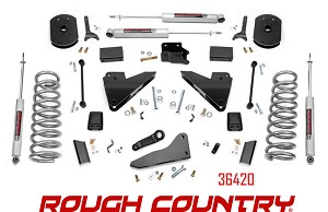 Rough Country Suspension 5In Lift Kit no 36420