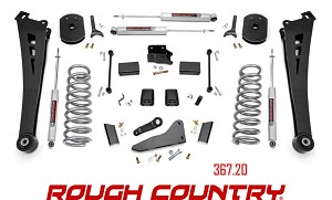 Rough Country Suspension 5in Lift Kit no 36720
