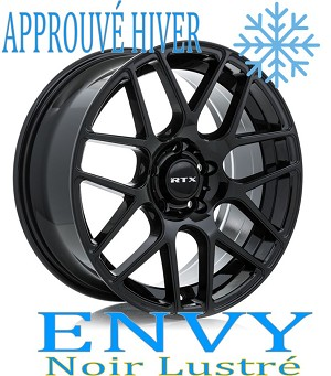 RTX Wheels ENVY Noir Lustre