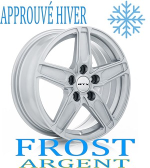 RTX Wheels FROST Argent