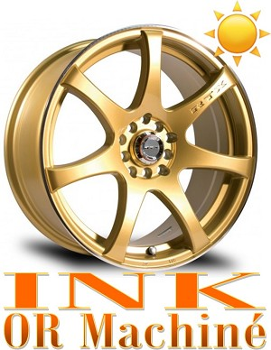 RTX Wheels INK Or Machine