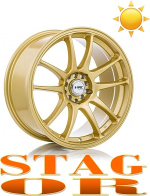 RTX Wheels STAG Or