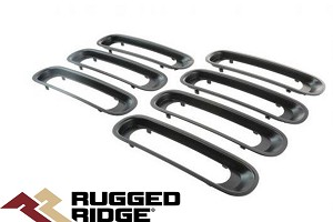 Rugged Ridge 11306.30 Insertions de Grille