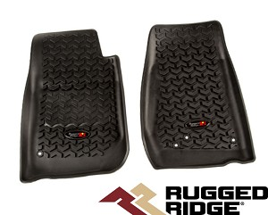 Rugged Ridge 12920.01 Tapis Avant