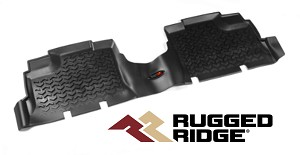 Rugged Ridge 12950.01 Tapis Moule Section Arriere