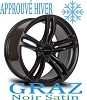 RTX Wheels Series OE  GRAZ Noir Satin